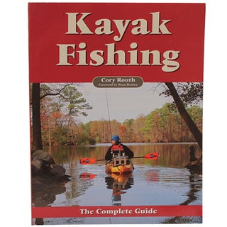 Cory Routh 'Kayak Fishing' Book