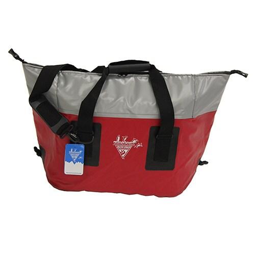 Seattle Sports Frost Pak Red 44-quart Zip-top Cooler