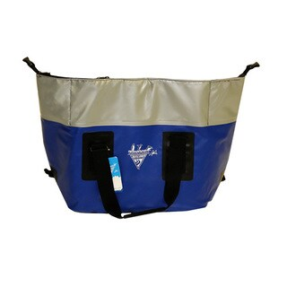 Seattle Sports Frost Pak Blue 44-quart Zip-top Cooler