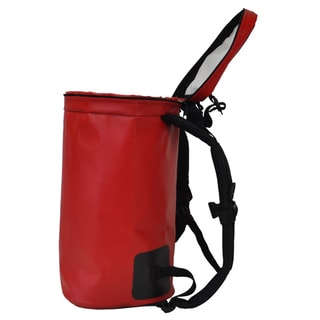 Seattle Sports Red Frostpak Coolpack Backpack Cooler