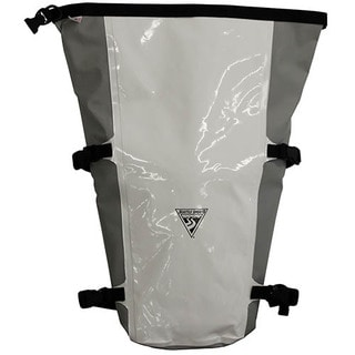Seattle Sports Grey Vinyl 20-inch Roll Catch Cooler