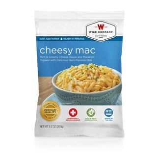 Wise Foods 4-serving Side Dish Cheesy Macaroni