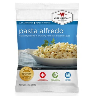 Wise Foods Side-dish 4-servings Pasta Alfredo