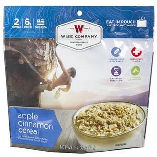 Wise Foods 2-serving Apple Cinnamon Cereal