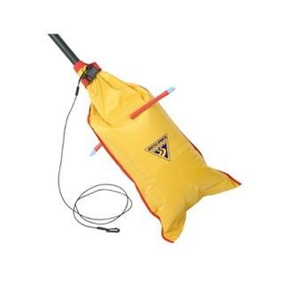 Seattle Sports Yellow Dual-Chamber Paddle Float
