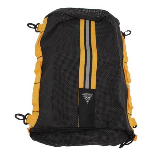 Seattle Sports Deck Black Mesh Deck Bag