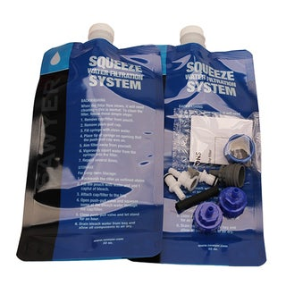 Sawyer Products Carbon Filtration Accessory Pack