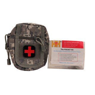 NcStar Compact Digital Camouflage Trauma Kit