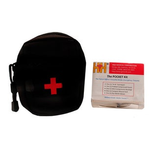 NcStar Black Compact Trauma Kit