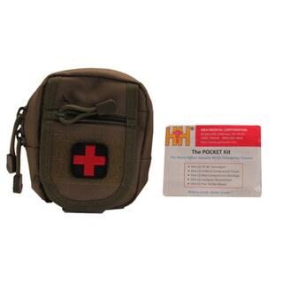 NcStar Compact Green Trauma Kit