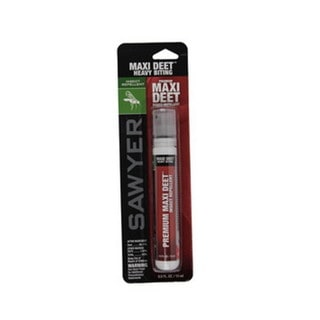 Sawyer Products Maxi .5-ounce 100-percent DEET Spray