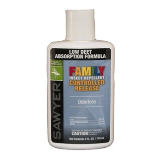 Sawyer Family Premium Controlled Release 20-percent Deet Insect Repellent