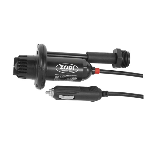 Zodi Outback Gear 12-volt Pump