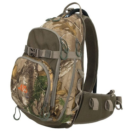 Alps Mountaineering OutdoorZ Realtree Xtra Nylon Quickdraw Pack