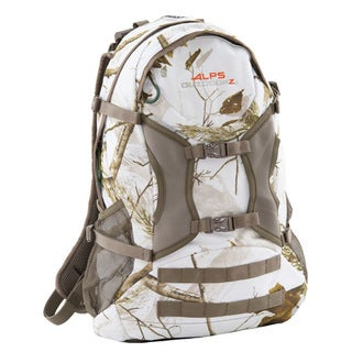 Alps Mountaineering OutdoorZ Trail Blazer Snow Camo All-purpose Pack