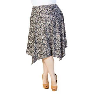 Sealed with a Kiss Women's Plus Size Abbey Skirt (More options available)