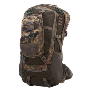 Alps Mountaineering OutdoorZ Multicolored Nylon Crossbuck Pack
