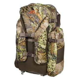 Alps Mountaineering OutdoorZ Realtree Max-1 Multicolored Nylon Traverse EPS Pack
