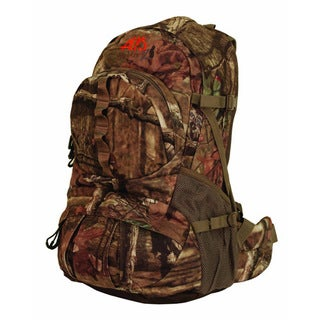Alps Mountaineering Outdoor Z Dark Mossy Oak Break Up Country Nylon Timber Pack
