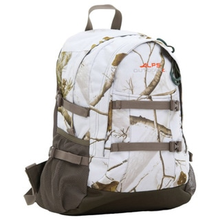 Alps Mountaineering OutdoorZ Snow Camo All-purpose Crossbuck Pack