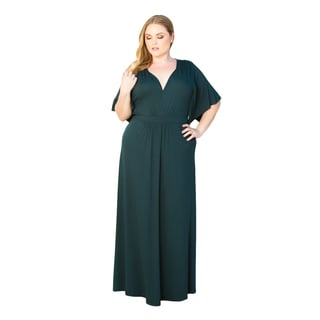Sealed with a Kiss Women's Plus Size Joan Maxi Dress