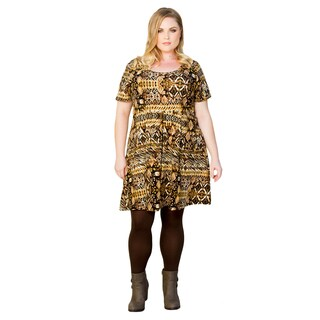 Sealed with a Kiss Women's Plus Size Joyce Dress