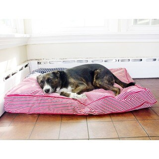 Iconic Pet Freedom Buster Multicolor Polyester Canvas Dog Bed