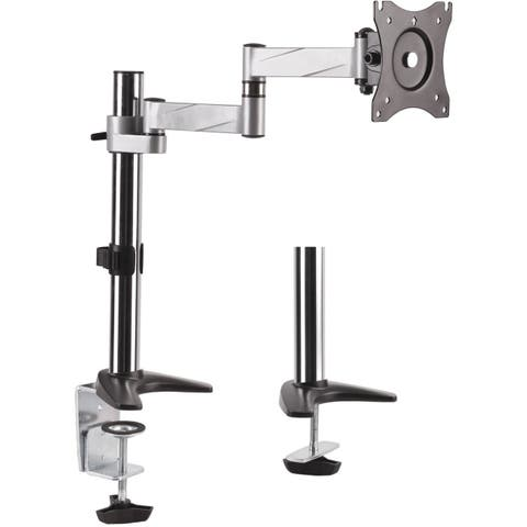 DIAMOND DMCA110 Desk Mount for Monitor - Black, Silver
