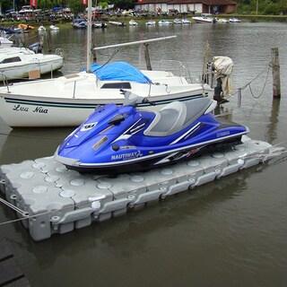 Modular Drive-on PWC Dock