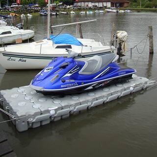 Modular Drive-on PWC Dock (Option: Grey)|https://ak1.ostkcdn.com/images/products/13766976/P20420945.jpg?impolicy=medium