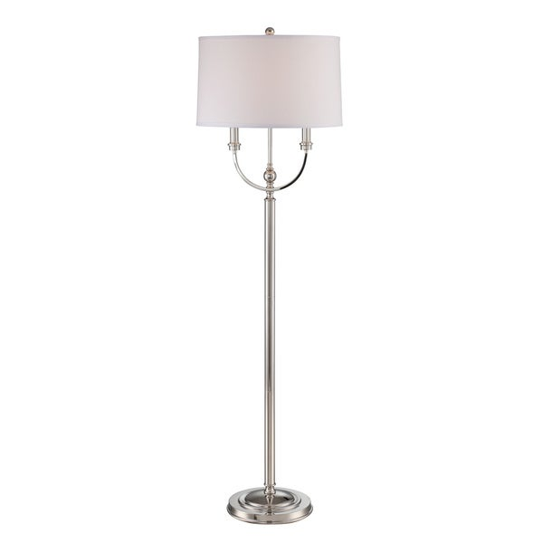 Lite Source 1-Light Camila Floor Lamp