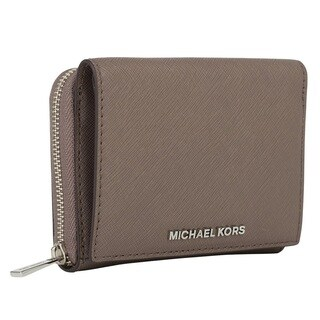 Michael Kors Samll Wallet Jet Set Travel Cinder Zip-around Billfold
