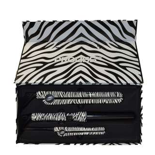 Proliss Infusion Zebra Print Gift Set Flat iron; Curling Iron; Mini Iron