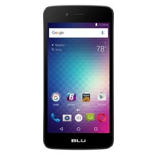 BLU Diamond M D210U Unlocked GSM Quad-Core Android Phone - Pink