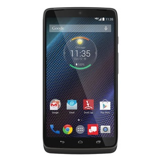 Motorola DROID Turbo XT1254 32GB Verizon Unlocked 4G LTE Quad-Core Android Phone - Black (Certified Refurbished)