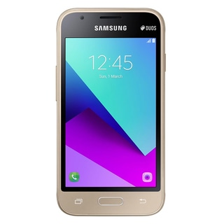 Samsung Galaxy J1 Mini J106M Unlocked GSM Dual-SIM Quad-Core Phone - Gold