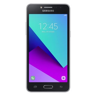 Samsung Galaxy J2 Grand Prime+ G532M Unlocked GSM 4G LTE Quad-Core Phone w/ 8MP Camera - Black