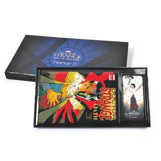 HUAWEI DR. Strange Box (Featuring Dr. Strange Case + (2) Dr. Strange Comic Books) - White|https://ak1.ostkcdn.com/images/products/13767135/P20421086.jpg?impolicy=medium