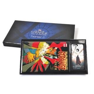 HUAWEI DR. Strange Box (Featuring Dr. Strange Case + (2) Dr. Strange Comic Books) - White