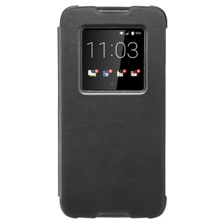 BlackBerry DTEK60 Smart Flip Case - Black