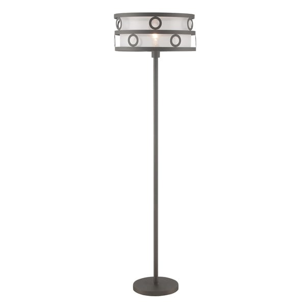 Lite Source 1-Light Lavinia Floor Lamp