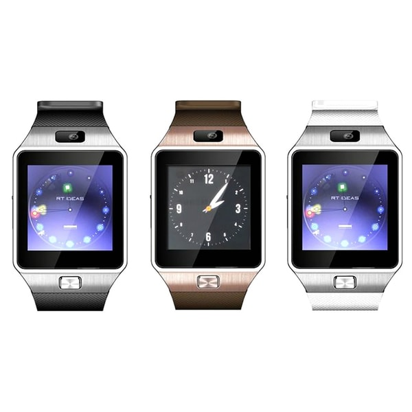 Shop Bluetooth Smart Watch with Camera, Pedometer, Activity