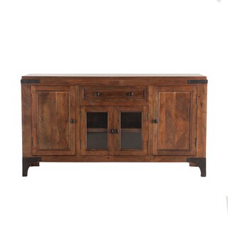 Irondale Acacia Wood 62-inch Sideboard