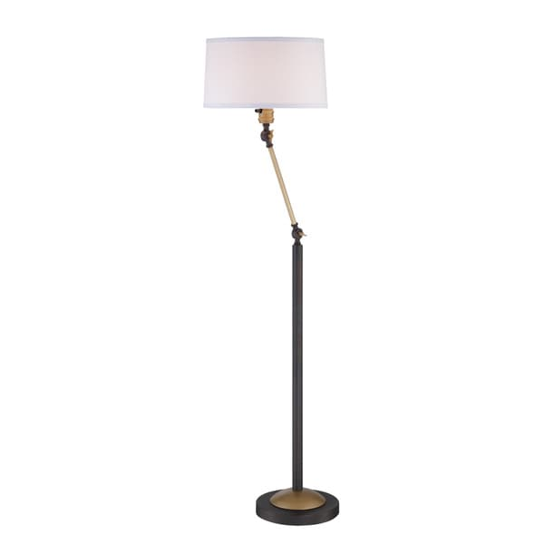 Lite Source 1-Light Ulyana Floor Lamp