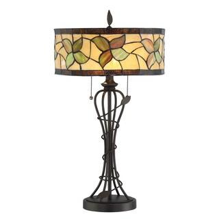 Lite Source 2-Light Olivia Table Lamp