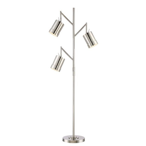 Lite Source 3-Light Tindra Floor Lamp