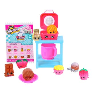Shopkins Series 6 Hot Waffle Collection