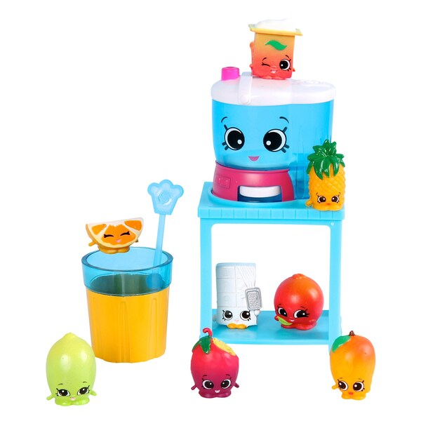 Shopkins Series 6 Juicy Smoothie Collection