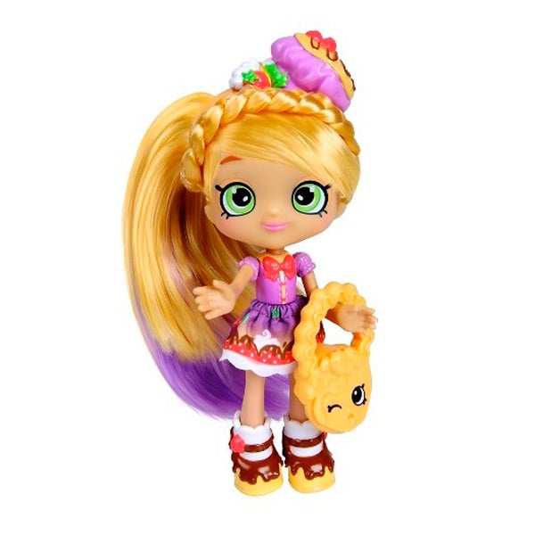 Shopkins Series 2 Pam Cakes Doll