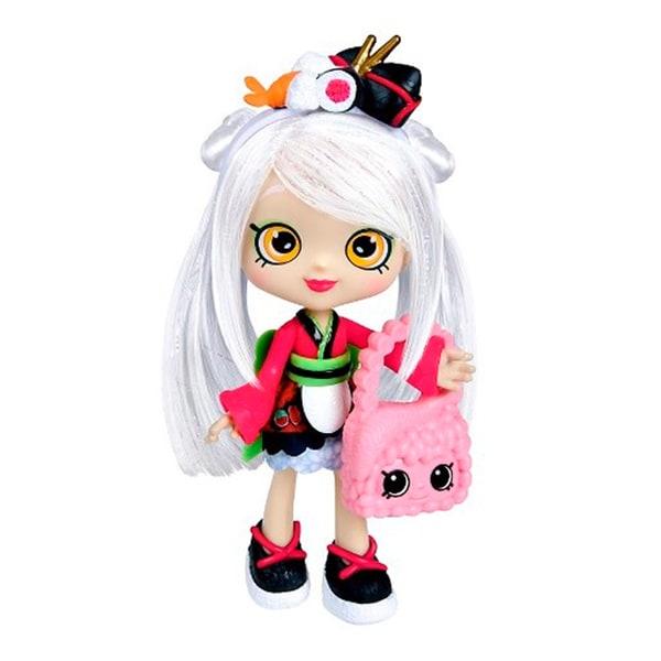 Shopkins Series 2 Sara Sushi Doll
